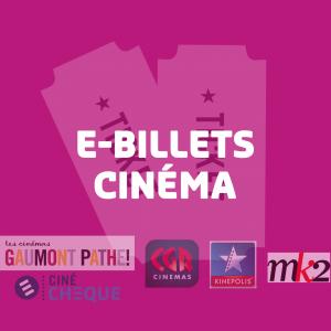 Motiv-Stim E-billets cinémas