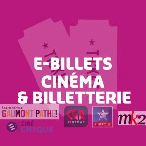 Motiv-Stim E-billets cinémas et billetterie